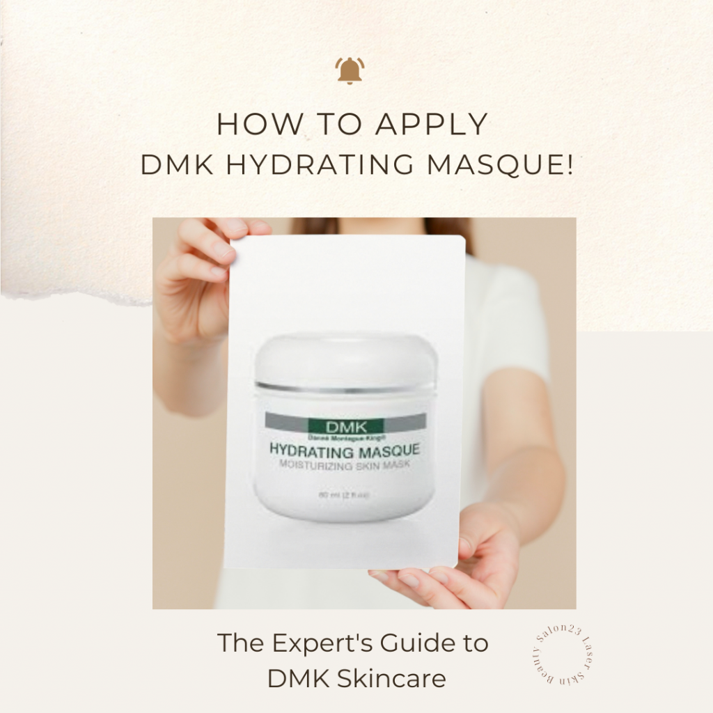 How To Apply Hydrating Masque!